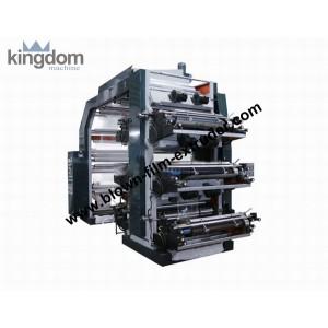 Флексографическая шестикрасочная печатная машина